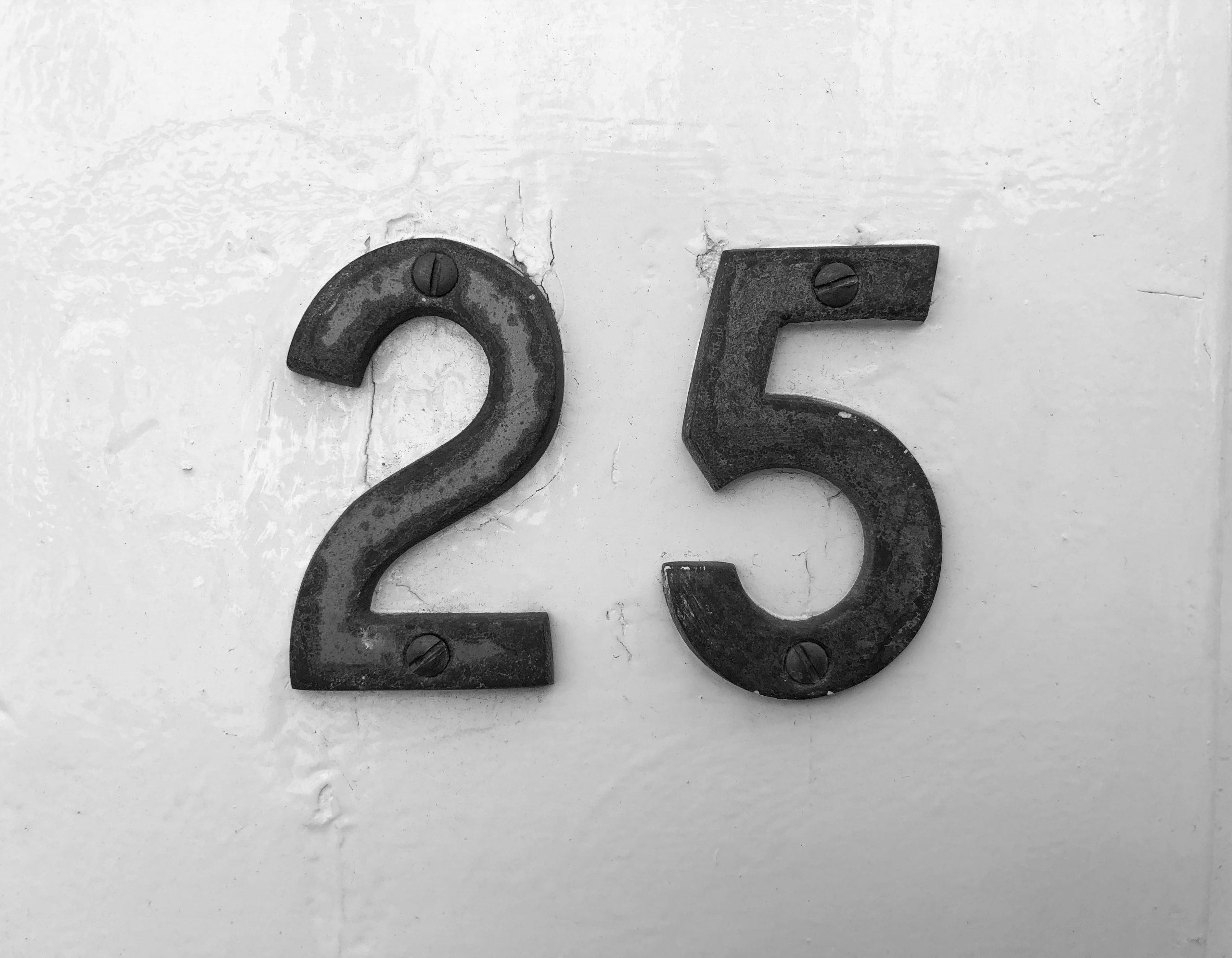 25 St John Maddermarket door number