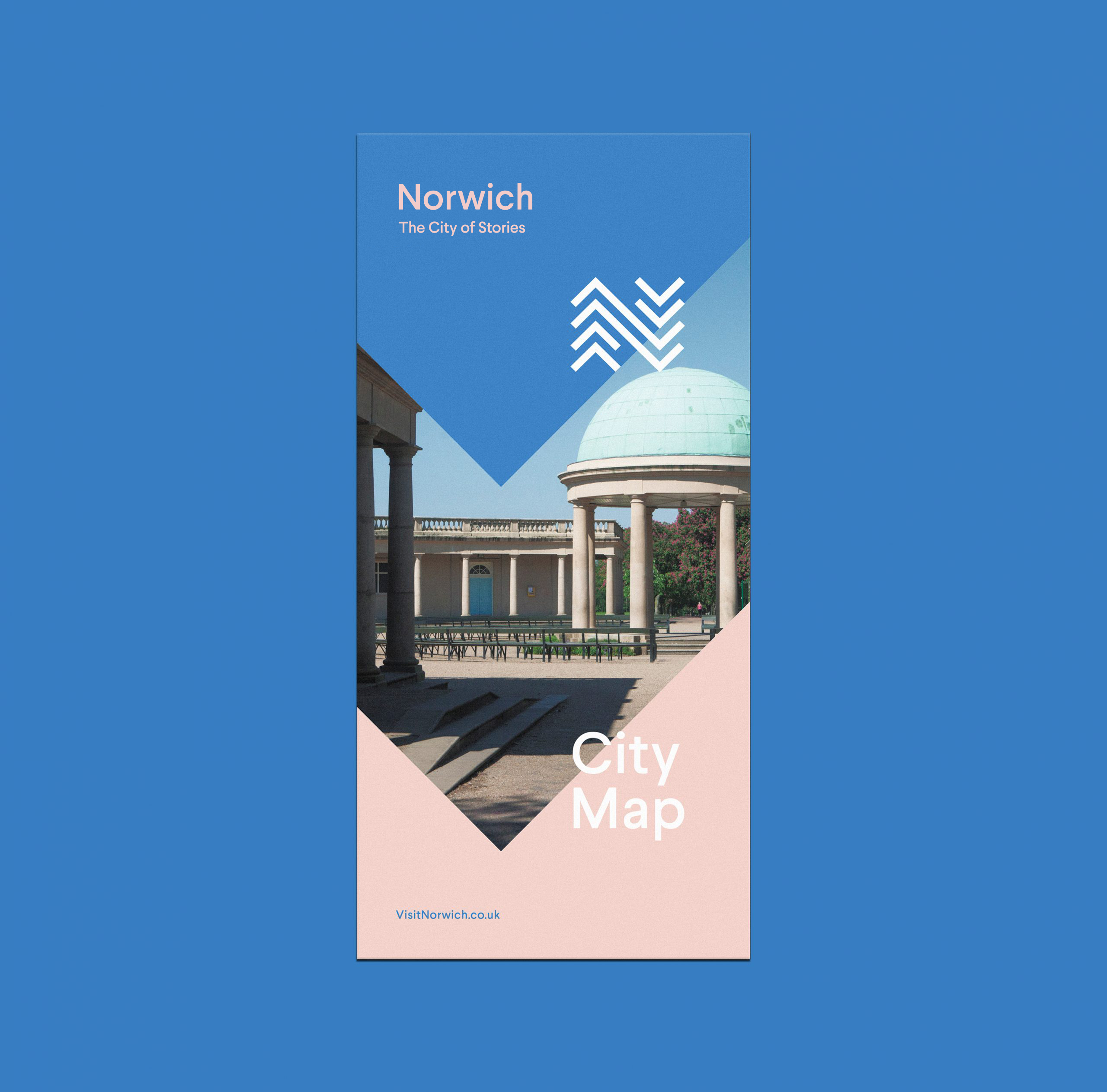 Norwich map cover