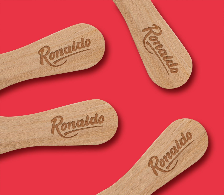 Ronaldo spoon